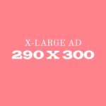 XLarge Ad Template