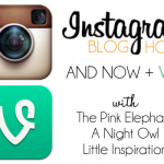 Instagram + Vine Blog Hop