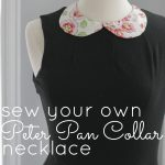 Peter Pan Collar Necklace DIY