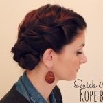 Quick & Easy Rope Braid