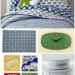 Big Boy Room Inspiration with Land of Nod