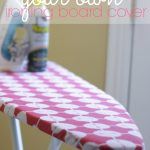 Sew Your Own Ironing Board Cover