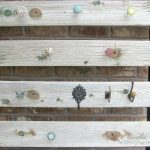 Cute DIY Outdoor Storage Rack