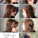 Half-up Dutch Braid