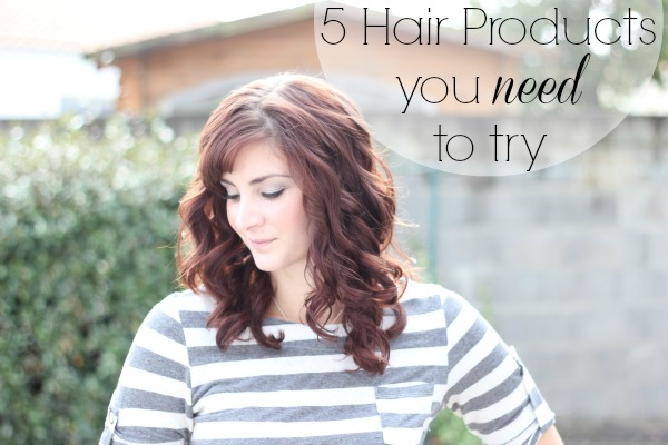 hair products to try