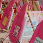 {DIY} Children's Painting Aprons