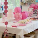 {DIY} Ombre Circle Pennants