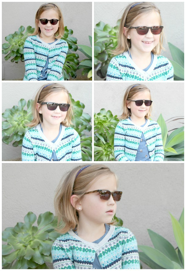 Katelyn Sunglasses Collage
