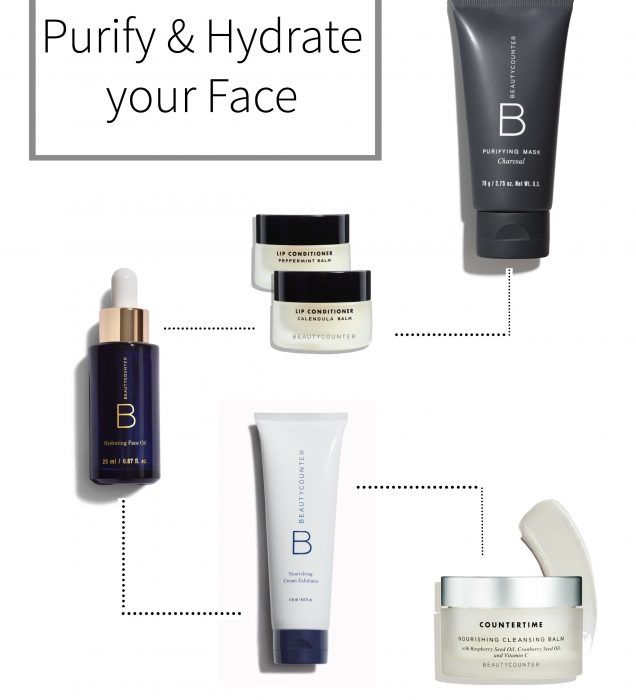 5 Ways To Purify & Hydrate Your Face