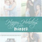 Happy Holiday's with Minted