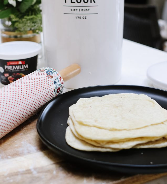 The Best Homemade Flour Tortillas